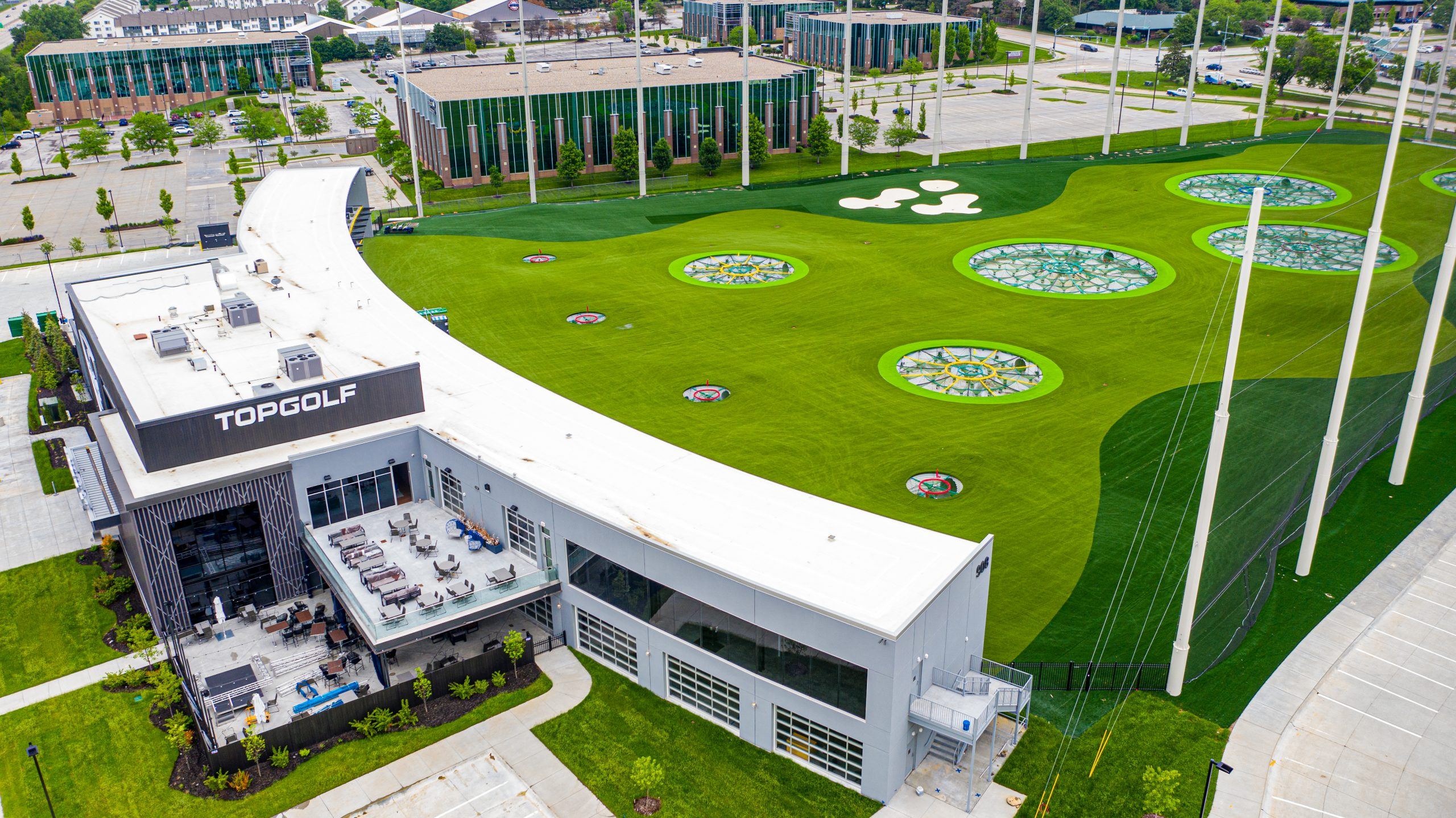 Top Golf Omaha
